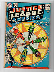 Justice League Of America 6 - Grade 4.0 - Mike Sekowsky Cover