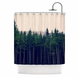 East Urban Home 'Emerson' Photography Shower Curtain