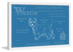 Marmont Hill 'Westie' Framed Painting Print