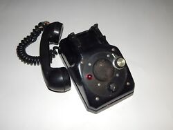 Us Forest Service Telephone R-5 Electronics Branch Telephone Stromberg Carlson R