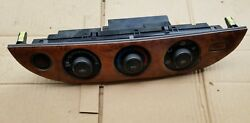 02 03 04 TOYOTA CAMRY DASH AC HEATER AIR CONTROL CONDITIONER PANEL OEM E