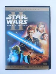 Authentic Star Wars Ii Attack Clones Director George Lucas Signed Autograph Dvd