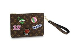 LOUIS VUITTON WristletWallet - City Pouch-LIMITED EDITION - HARD TO FIND