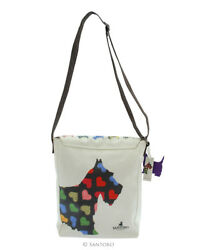 Santoro London Scottie Puppy Dogs Tall Shoulder Bag $52.50