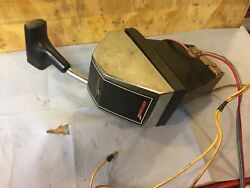Mariner Mercury Single Lever Surface Mounted Control Box Inc Cables