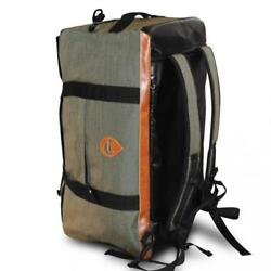 Skunk Hybrid BackpackDuffle - Smell Proof - Water Resistant - Hydroponics-...