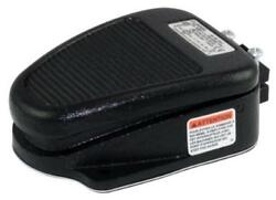 Linemaster 635-S Clipper Foot Switch Electrical Single Pedal Momentary...