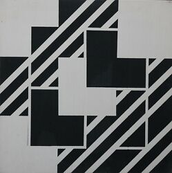 Theodore Mendez British Abstract Conceptual Post Modern Painting Art 1934-1997
