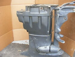 Yamaha F 115 Hp Swivel Steeling Arm Upper Cassing Exhaust Midsection 26