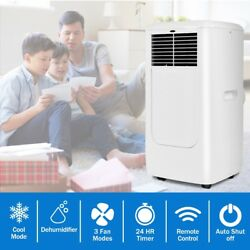 Portable Home 10000BTU Air Conditioner Cooling Dehumidify Timer with Window Kit