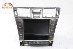⭐ 2010 - 2012 LEXUS LS460 NAVIGATION DISPLAY SCREEN & AC CLIMATE CONTROL OEM
