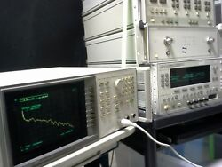 Hp 85025a Coaxial Detector Tested For Hp/agilent Scalar Analyzers 0.1-18ghz