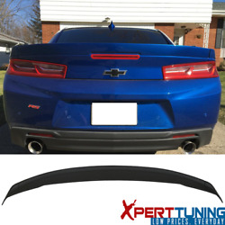 Fits 16-19 Chevy Camaro OE Factory Flush Mount 3-Piece Blade Trunk Spoiler