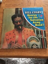 Bill Cosby Hooray For The Salvation Army Band Album
