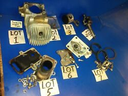 Lots = Mcculloch 4hp Outboard 8 H