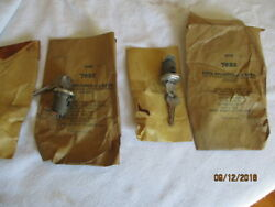 Nos Chevrolet 1956.1957 Bel Air Sport Coupe Or Conv Outside Door Lock Cly W/keys