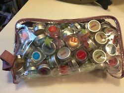 SCENTSY Bag & 100 MINI TESTERS Variety Retired and Current Scents