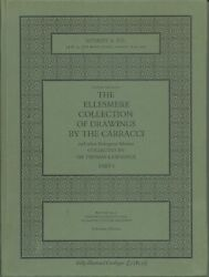Sothebyandrsquos Drawings By Carracci Ellesmere Collection Auction Catalog 1972 Hc