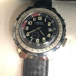 Vintage Newton Villers Le- Lac Manual Windind French Movement