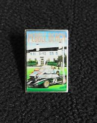 2016 Lapel Hat Pin Pebble Beach Concours FORD GT40 Le Mans EBERTS NEW IN BAG