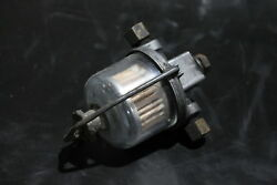 63 64 65 66 67 Cadillac Deville 390 429 Fuel Filter Glass Bowl Assembly Non A/c