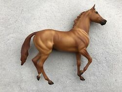 Retired Breyer Horse #572 Lonesome Glory Steeplechase Thoroughbred Racehorse #2