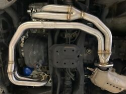 1320 Performance Stainless Steel Uel Header For Impreza 2.5 Rs 1997-2005