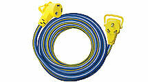 Voltec E-zee Grip Power 50 Foot Extension Cord 30 Amp Rv Camper Travel Trailer