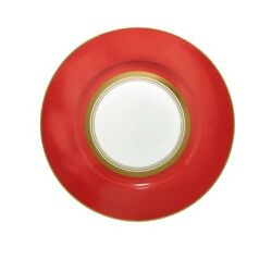 Cristobal Coral By Raynaud, Dinner Plate, New From Display