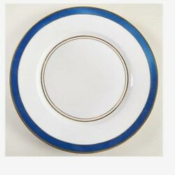 Cristobal Marine By Raynaud, Dinner Plate, New From Display