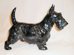 Royal Doulton Scottish terrier dog HN 1008 Albourne Arthur
