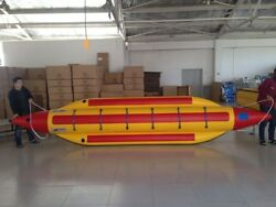Banana Boats Inflatable Watersleds For The Boat