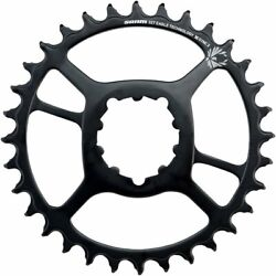Sram X-sync 2 Steel Eagle Chainring 34t Direct Mount 3mm Offset Black