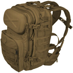 Hazard 4 Patrol Pack Thermo Cap Daypack Hydration Cordura Molle Backpack Coyote
