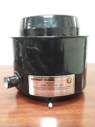 Detroit Diesel 2350802423508025 And 23517945 Air Filter Collector
