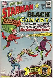 Brave And The Bold Comics 62 Black Canary, Wildcat Nm- Beautiful, Gorgeous