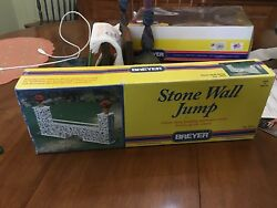 Breyer For Traditional Size Horses Stone Wall Jump No.2011