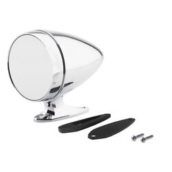 1967 1968 Mustang Show Quality Racing Bullet Mirrors Exterior L/r C5rz-17696-a