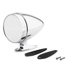 1965 1966 Mustang Show Quality Racing Bullet Mirrors Exterior L/r C5rz-17696-a