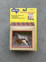 Breyer Horse Stablemate #59975 Appaloosa Mare Foal Thoroughbred G2 New NIP