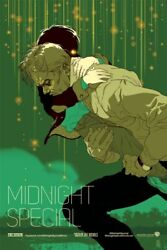Midnight Special By Tomer Hanuka - Rare Sold Out Mondo Print