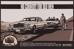 No Country For Old Men By Ken Taylor - Rare Sold Out Mondo Print