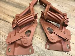 1967 1968 Ford Mustang Cougar Used Oem Hood Hinges Matched Set