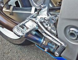 Outex.f-step Footrests Rearset Foot Peg Pedal Cnc All‐purpose
