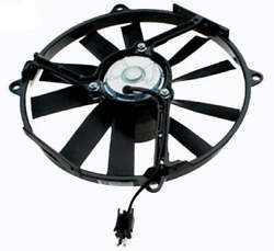 Auxiliary Fan Assembly Mercedes 300se S Class 126.024 1986 - 2002