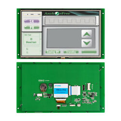 Stone Embedded Graphic Board Hmi Lcd Didital Display 1024600 Controlled Board