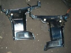 2000 35hp Evinrude / Johnson Outboard Right Lower Engine Cover Only