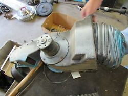Vintage Ford Bronco Heater Box Assembly * 1966 - 1977 Blower MotorHeater Core