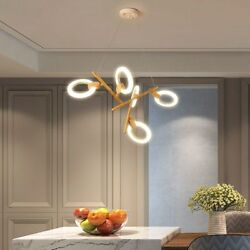 Nordic Modern Hanging Chandelier Modern Ceiling Home Fixtures Suspended Lamp New