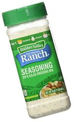 Hidden Valley Original Ranch Seasoning And Salad Dressing Mix 16 Ounce 1